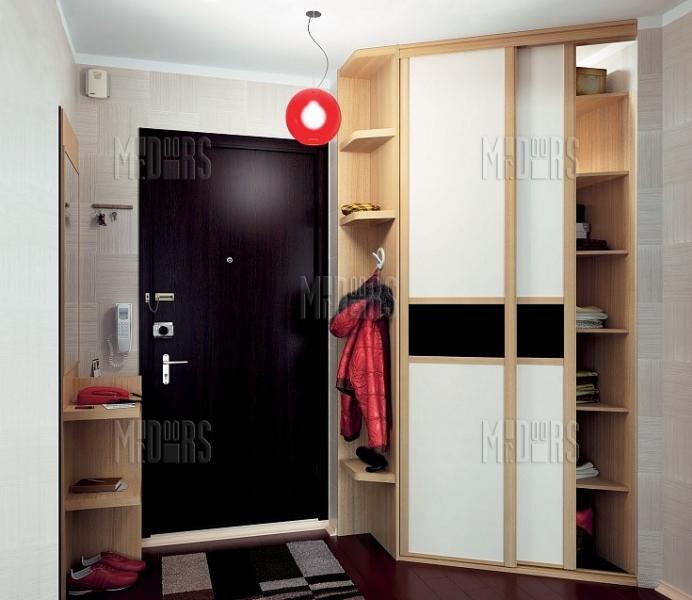 Угловой шкаф в прихожую своими руками дизайн идеи